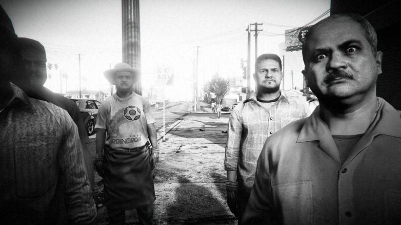 In-Game-Fotografie: Gangster, Gastarbeiter, Gesellschaftskritik