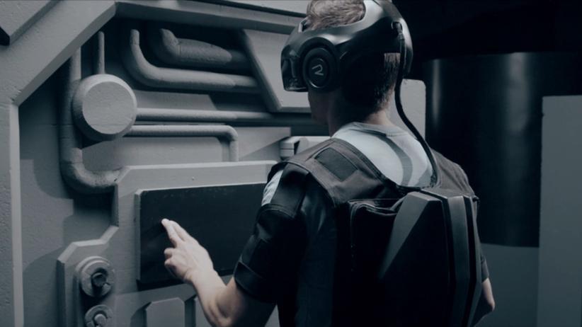 Virtual Reality Theme Park: The Void – der erste virtuelle Freizeitpark