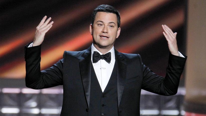 Hat Ärger auf YouTube: US-Moderator Jimmy Kimmel