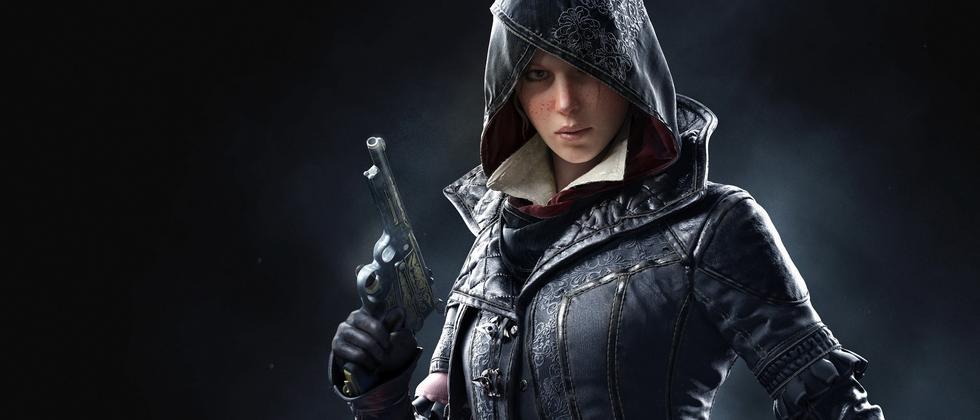 """Mit Evie taucht erstmals eine weibliche Hauptfigur in """"Assassin's Creed"""" auf."""