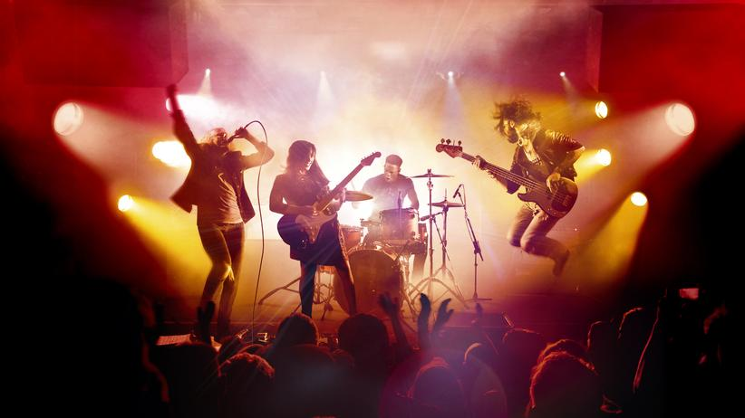 """Rock Band 4"": Comeback der Sofarocker"
