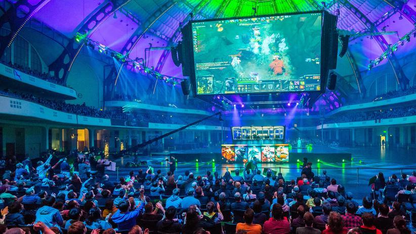 E-Sports: Einmal mit Profis