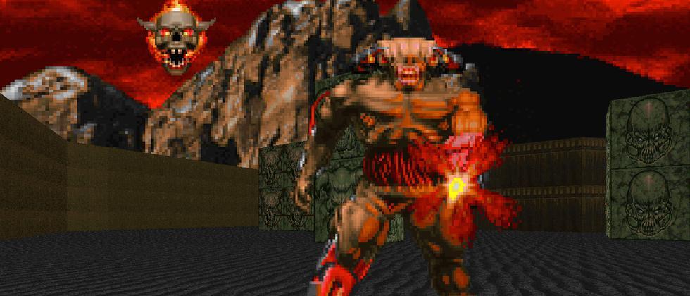 """Das Spiel """"Doom"""" stand von 1994 bis 2011 auf der Liste für jugendgefährdende Medien."""