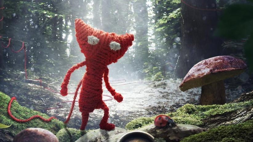 """""""Unravel"""": Wollig und drollig: Yarny, die Hauptfigur von """"Unravel"""""""