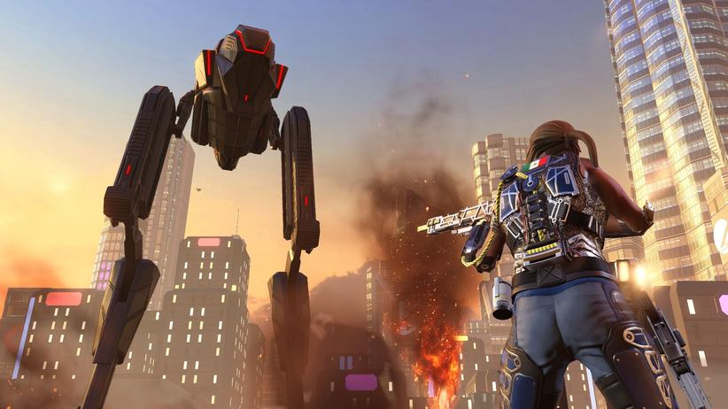 """In """"XCOM 2"""" geht es in rundenbasierten Kämpfen gegen Aliens."""