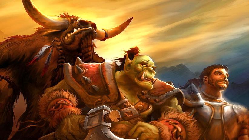 """Seit 2004 gibt es """"World of Warcraft"""""""