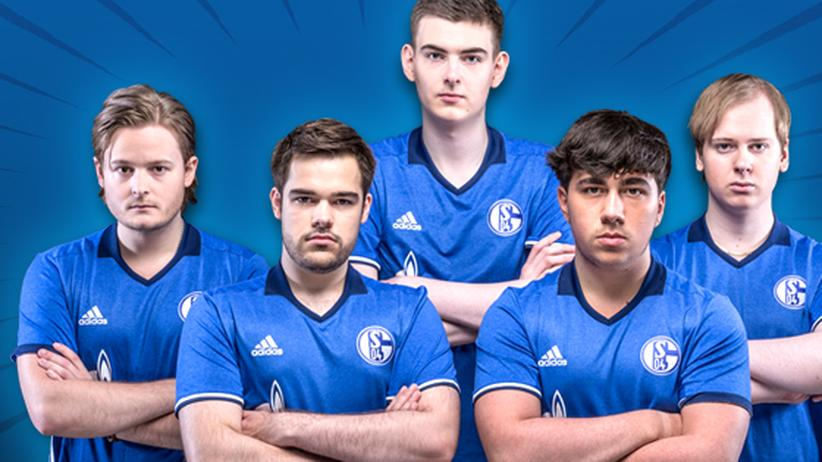 "E-Sport: Das ""League of Legends""-Team von Schalke 04"