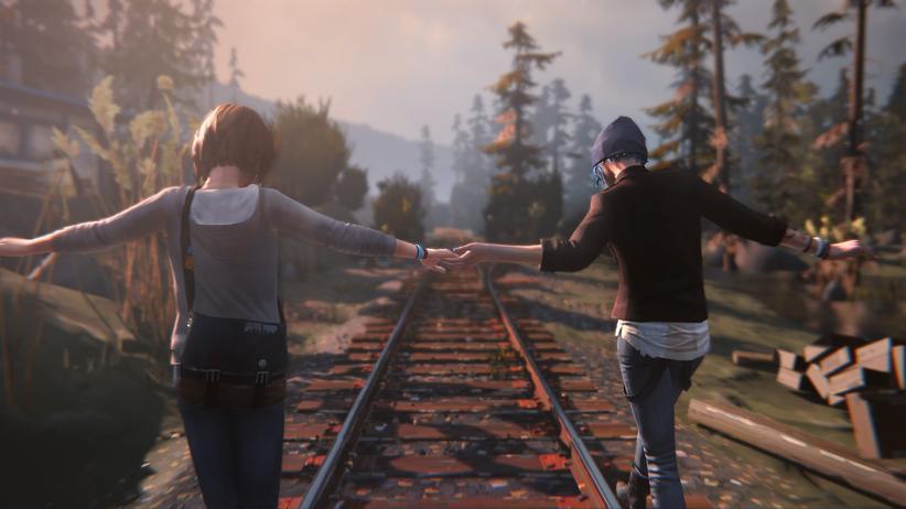 """Videospiele: Die Protagonistinnen aus """"Life is Strange"""""""