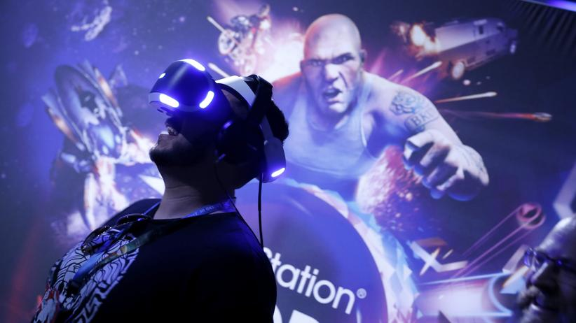 Games-Messe E3: Sony VR-Brille kommt noch in diesem Jahr