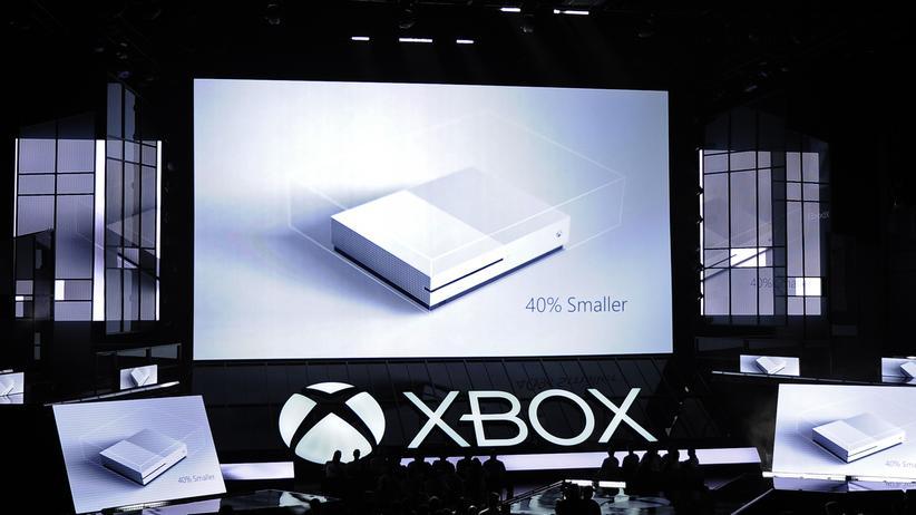 Microsofts schlanke Xbox One S