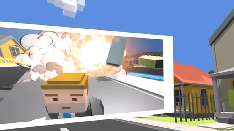 Gamescom: Screenshot aus SelfieChaos