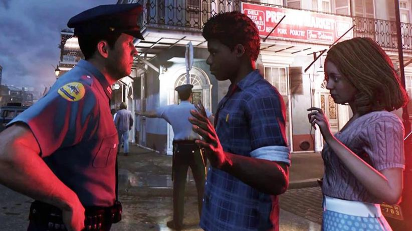 """Mafia III"": Mafia 3 hat eine feindliche Spielwelt"