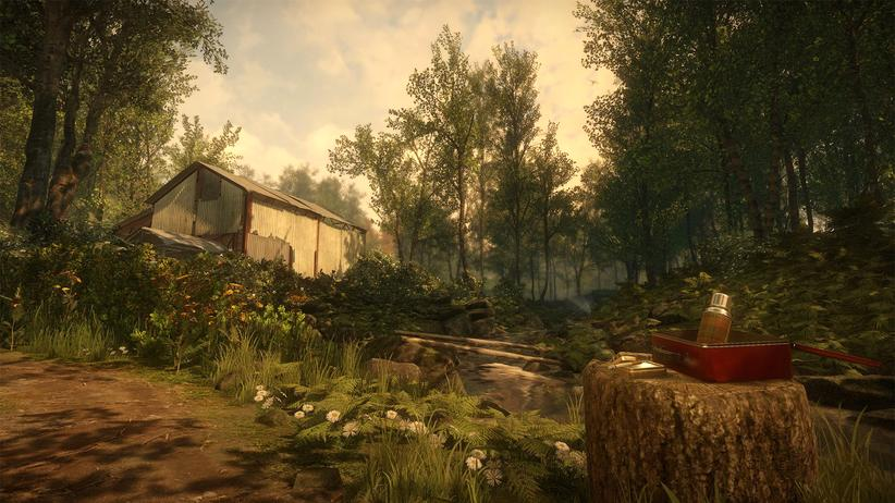"Screenshot aus ""Everybody's Gone To The Rapture"""