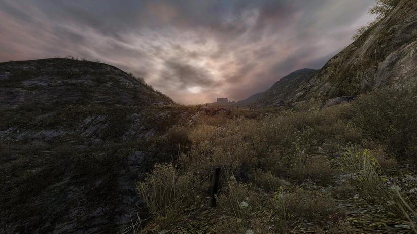"Screenshot aus ""Dear Esther"""