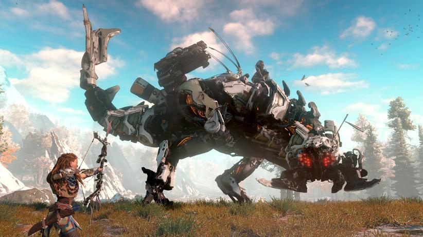 Games 2017: Vom Wilden Westen in neue Galaxien