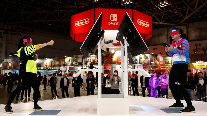 Switch: Nintendos neue Konsole erscheint im März