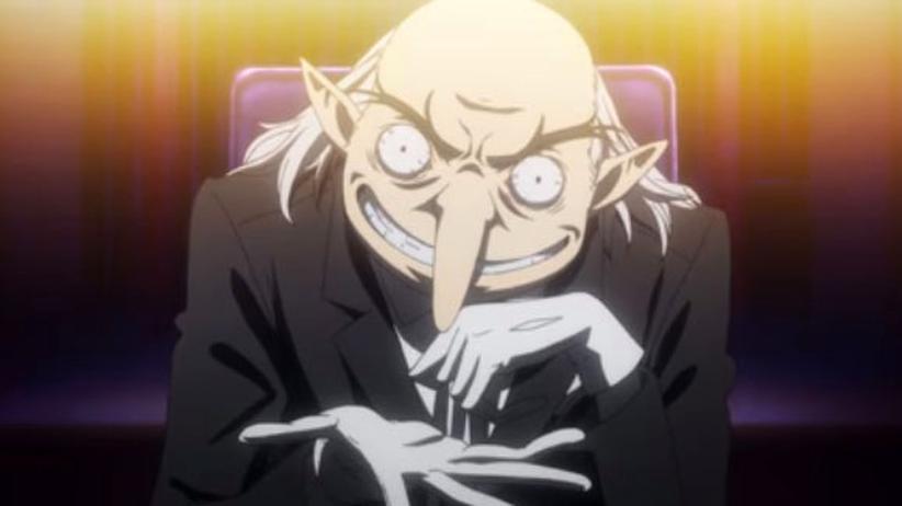 """Ein Bösewicht aus """"Persona 5"""""""