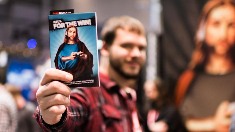 "Gamechurch: ""Jesus, for the Win"" heißt die Gamerbibel."