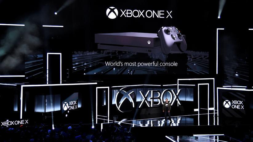 Xbox One X: Super duper, super teuer