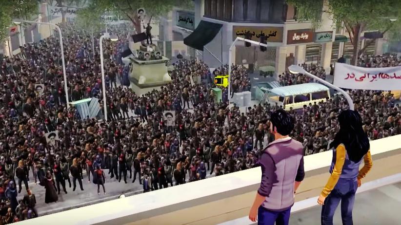 """Games: """"1979 Revolution: Black Friday"""" handelt von der iranischen Revolution."""