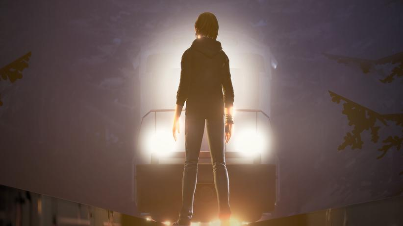 "Videospiele: Chloe ist die Protagonistin in ""Life is Strange: After the Storm"""