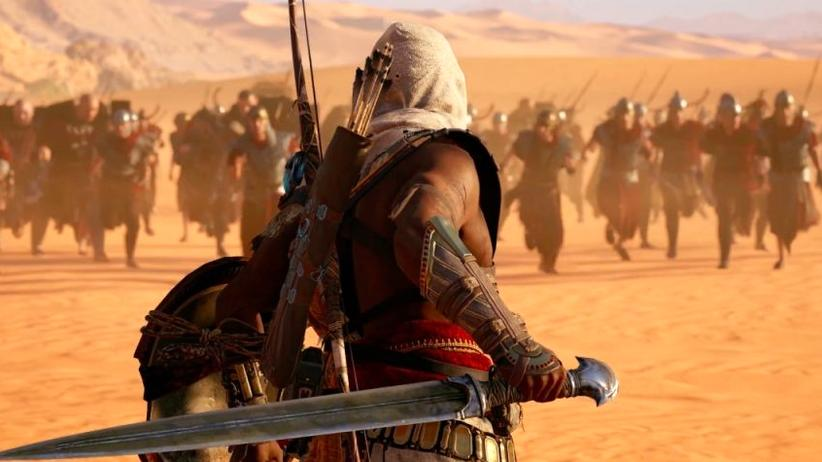 """Nach einem Jahr Pause kehrt """"Assassin's Creed"""" zurück."""