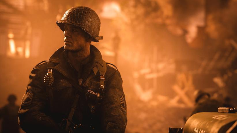 """Call of Duty: WW2"": ""Call of Duty: WW2"" spielt im Zweiten Weltkrieg."
