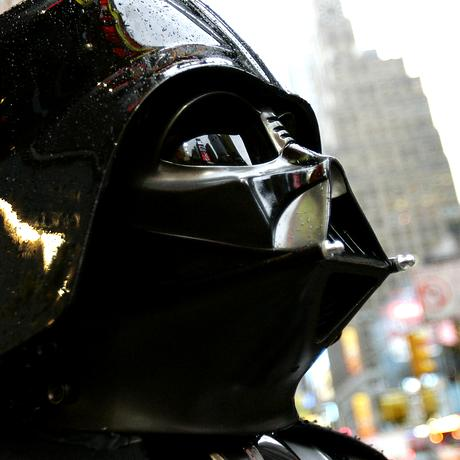 Darth Vader war der Auslöser eines Shitstorms.