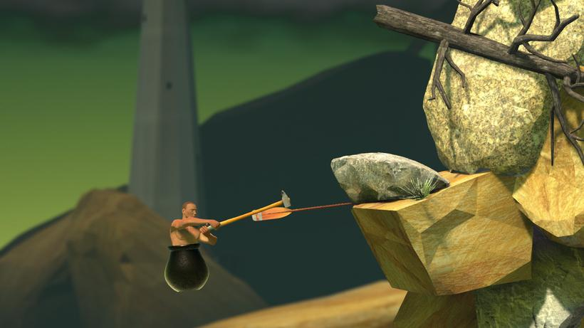 Getting Over It\