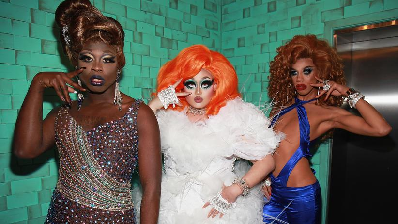 "Teilnehmer von ""Ru Paul's Drag Race"""
