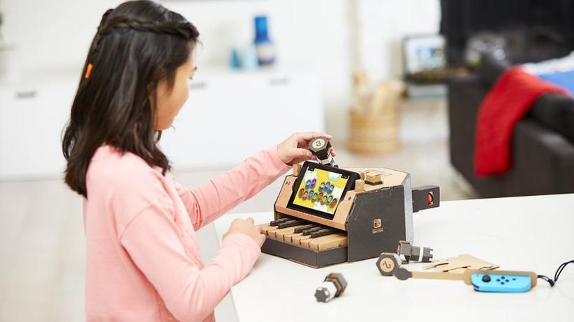 Nintendo Labo: Das Toy-Con-Klavier