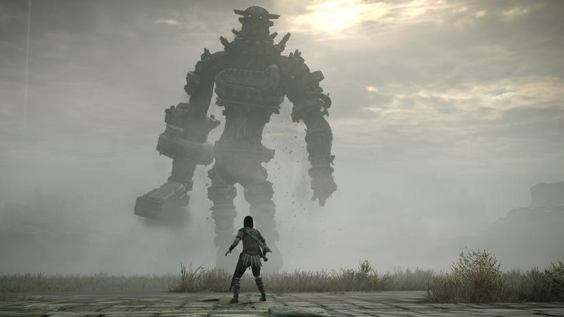"""Shadow of the Colossus"": 16 Kolosse muss der Spieler erlegen."