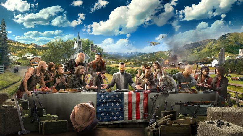 """Far Cry 5"": Die letzte Abendqual"