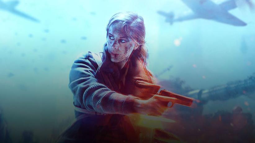"""""""Battlefield V"""": Die Prinzessin schießt jetzt scharf"""
