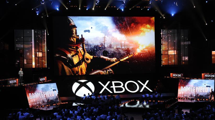 """Computerspiele: Das Computerspiel """"Battlefield 1"""" befasst sich mit dem Ersten Weltkrieg."""