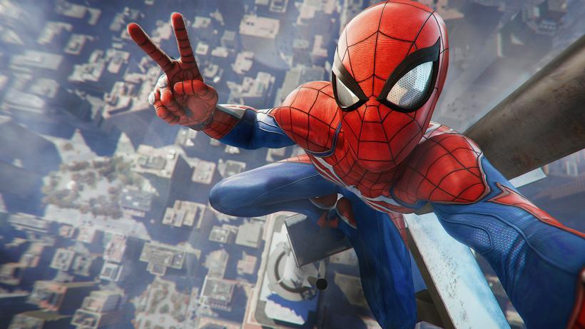 Marvels Spider Man Eigentlich Zu Schön Zum Prügeln Zeit Online