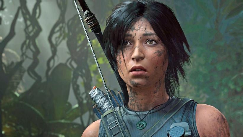 Lara Croft: Sie läuft und läuft und läuft