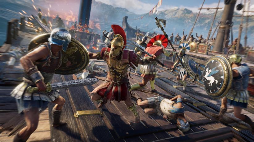 Assassin's Creed Odyssey: Wo der Spaß aufhört