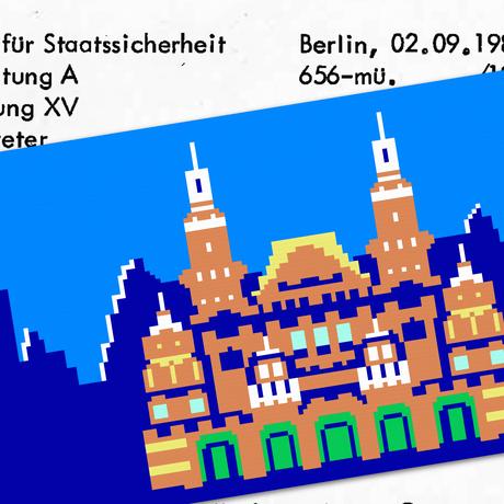 Videospiele in der DDR: Die Stasi spielte mit
