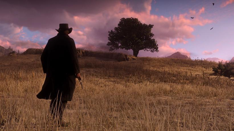 """""""Red Dead Redemption 2"""": Der Himmel ist leer"""