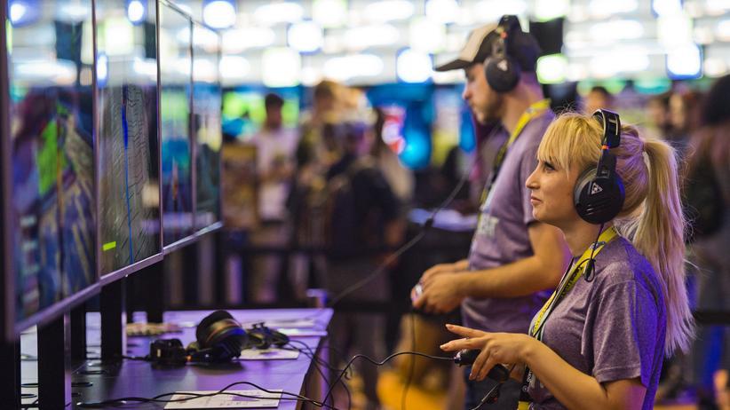 Games-Branche: Leidenschaft und Überstunden