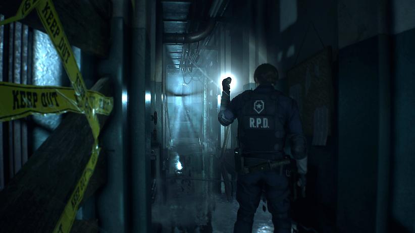 """""""Resident Evil 2"""": Das Herz klopft schneller, die Hände sind zittrig, der Atem rast"""