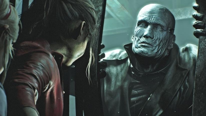 """""""Resident Evil 2"""": Mit den Untoten im neuen """"Resident Evil 2"""" ist nicht zu spaßen."""