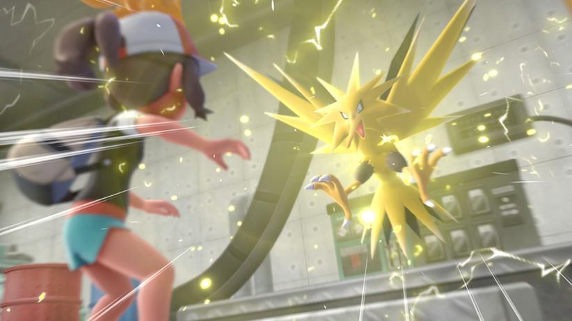 """Pokémon Let's Go"": Schnappen Sie sich den Joy-Con-Controller!"