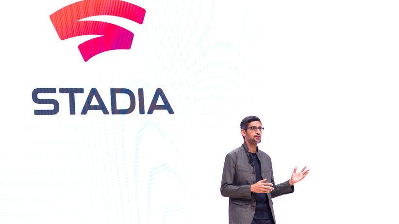 Stadia: Google stellt Streamingplattform für Games vor