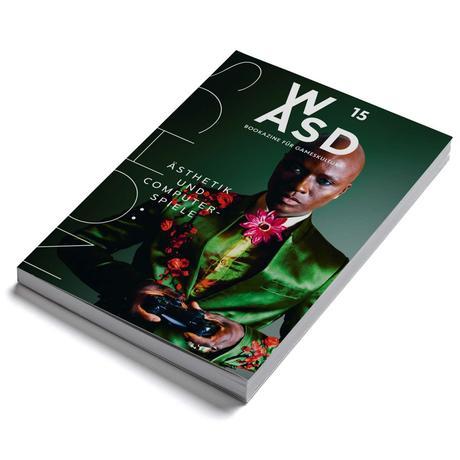 """Computerspiele: Dieser Artikel erschien in der aktuellen Ausgabe des Magazins """"WASD"""", das sich in Essays mit Games beschäftigt. In dieser Ausgabe geht es um Schönheit in Spielen."""