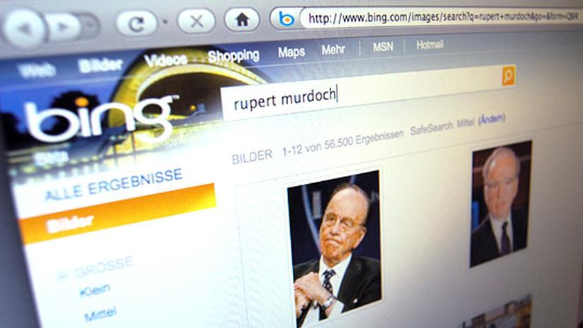 Bing rettet Murdoch?: Microsoft und Murdoch verbünden sich gegen Google