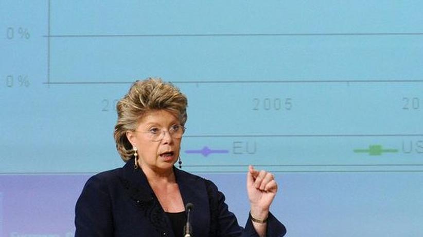 Internet: EU lässt Netzsperren zu