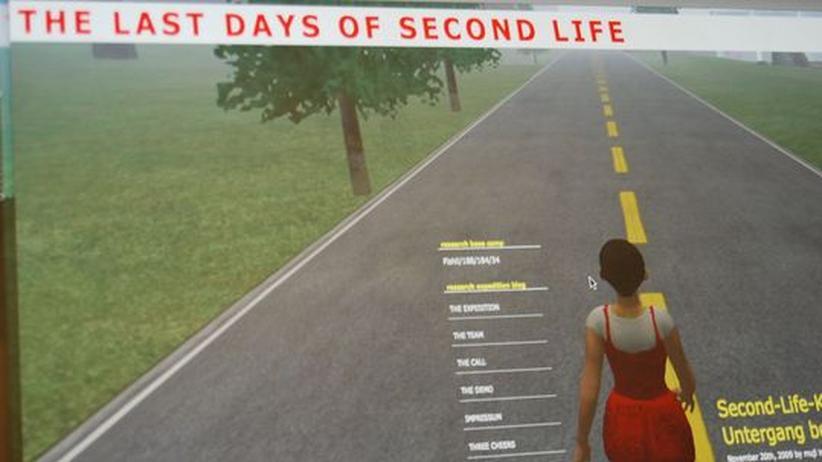 Second Life: Virtueller Weltuntergang