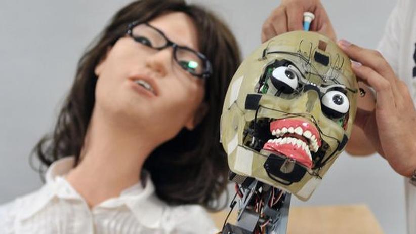 Zukunft des Journalismus: Roboter als Redakteure